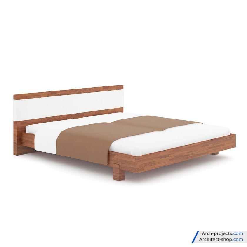 دانلود مجموعه مدل سه بعدی تخت خواب