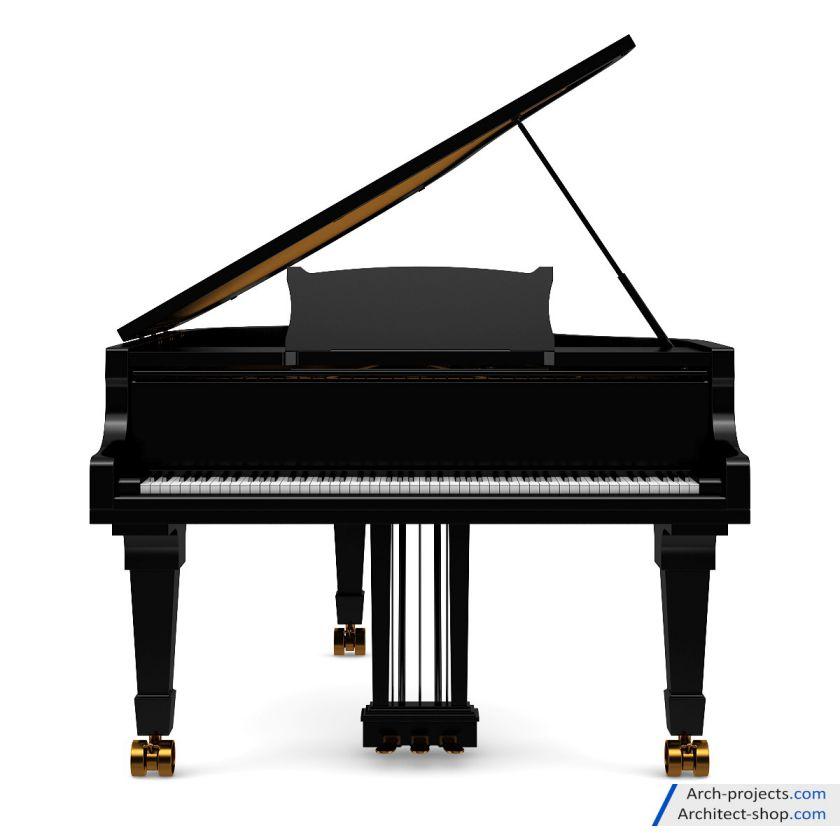آبجکت آلات موسیقی