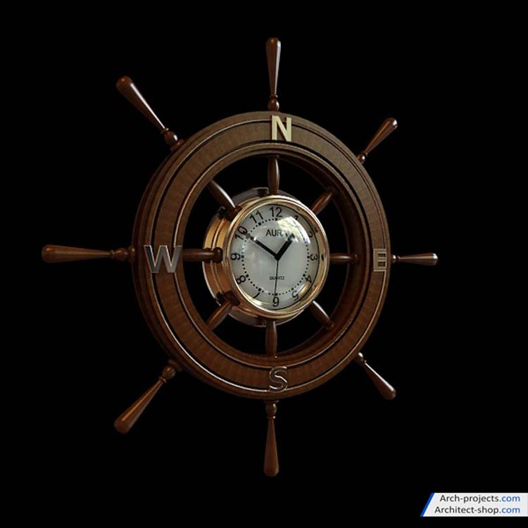 آبجکت ساعت