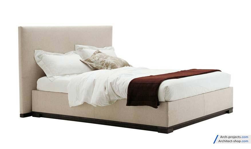دانلود مدل سه بعدی تختخواب