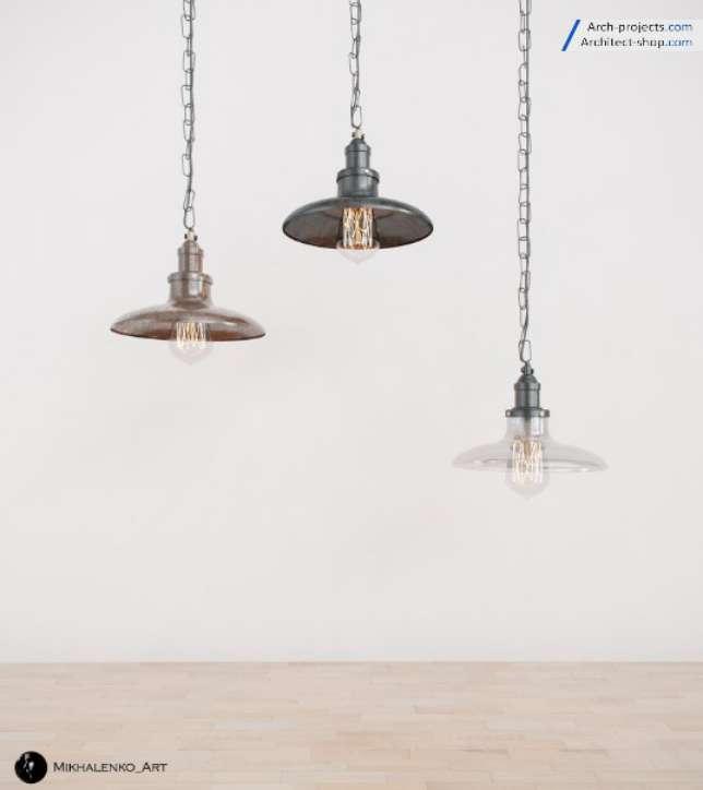 دانلود آبجکت لامپ