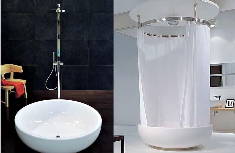 مدل سه بعدی لوازم حمام