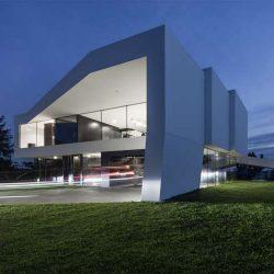 طراحی خانه با سبک مینیمال
