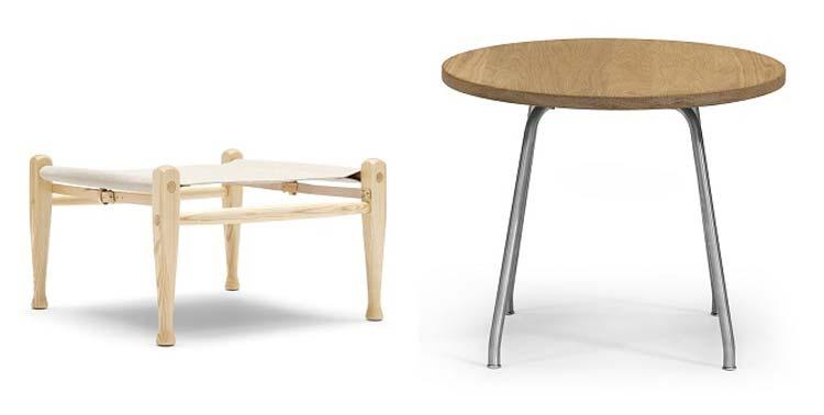 مدل سه بعدی میز و صندلی چوبی