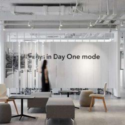 طراحی داخلی ساختمان شرکت حقوقی در چین
