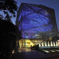 طراحی ساختمان اداری با رویکرد معماری پایدار