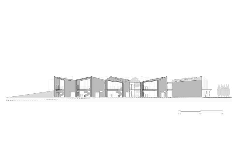 طراحی مدرسه پیش دبستانی