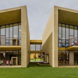 طراحی مدرسه پیش دبستانی در کلمبیا