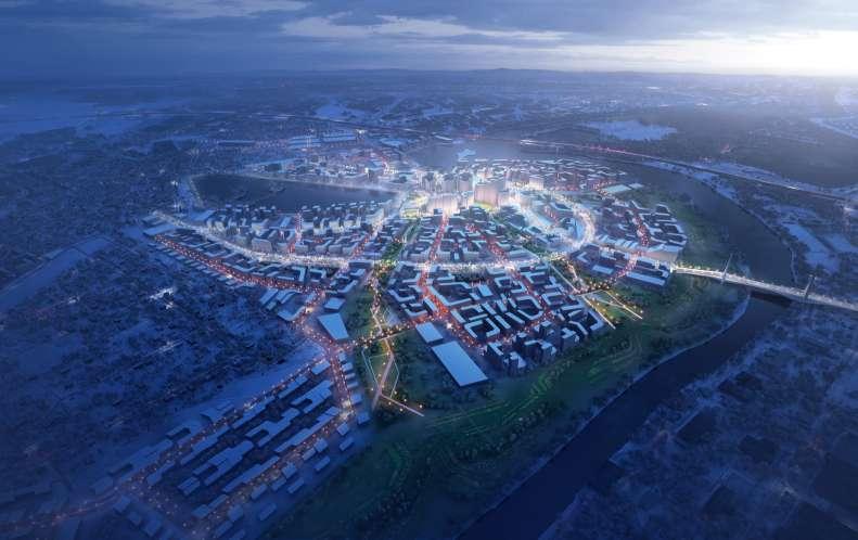 طراحی شهر هوشمند