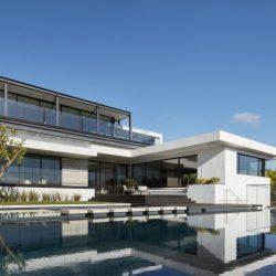 طراحی و بازسازی ویلا در کالیفرنیا