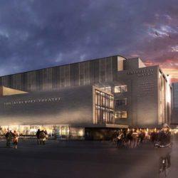 دانلود پلان معماری فرهنگسرا