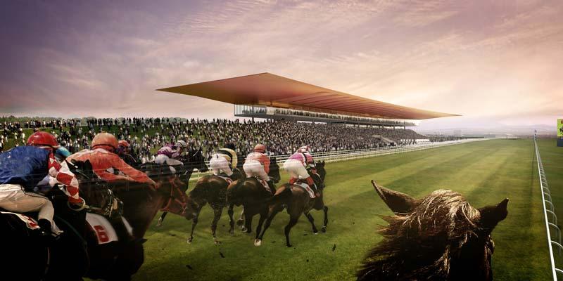 پلان باشگاه اسب سواری