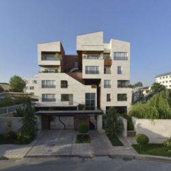طراحی آپارتمان مسکونی 210 در کرج