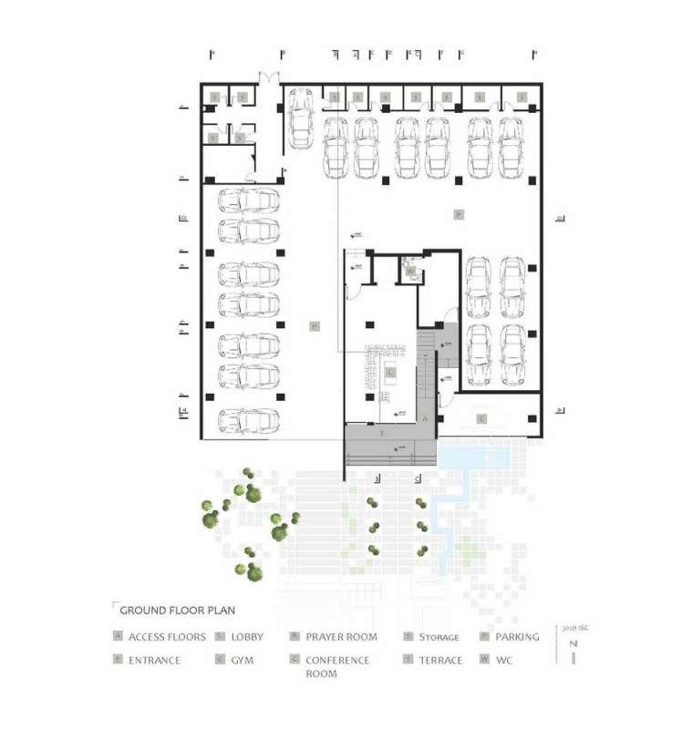 طراحی آپارتمان مسکونی