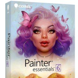 دانلود نرم افزار ایجاد اسکیس از عکس 6 Corel Painter Essentials