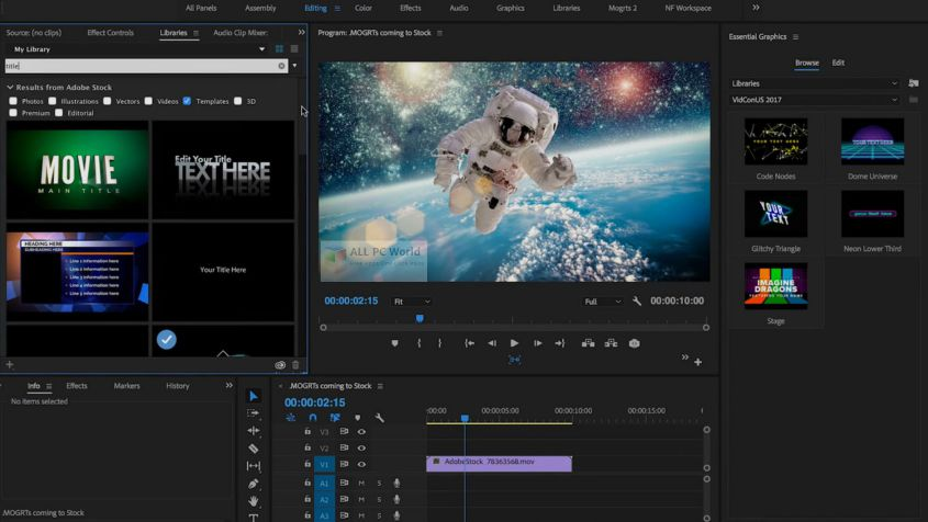 دانلود After Effects CC 2019
