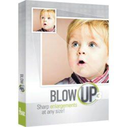 پلاگین بزرگنمایی تصاویر بدون افت کیفیت در فتوشاپ Skin Blow Up
