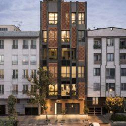 طراحی آپارتمان خانوداگی ارغوان در تهران