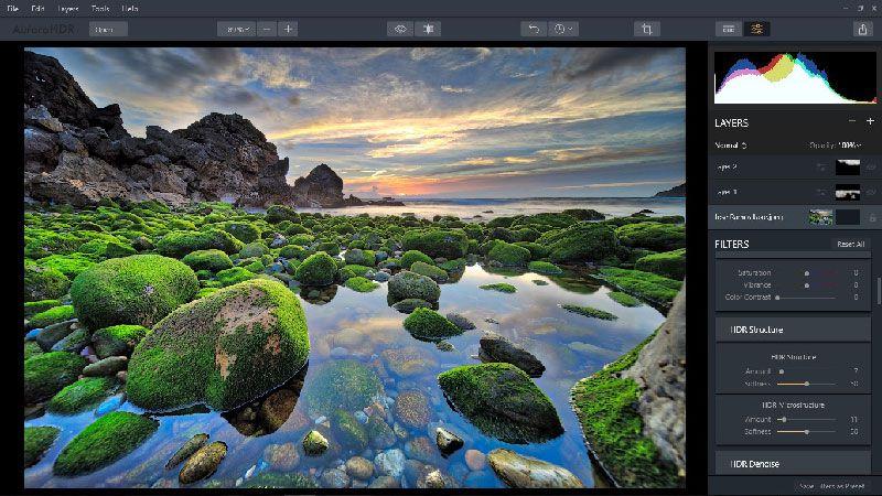 دانلودنرم افزار ساخت عکس HDR