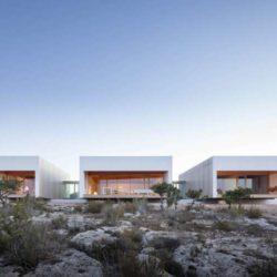 طراحی شهرک ویلایی در اسپانیا