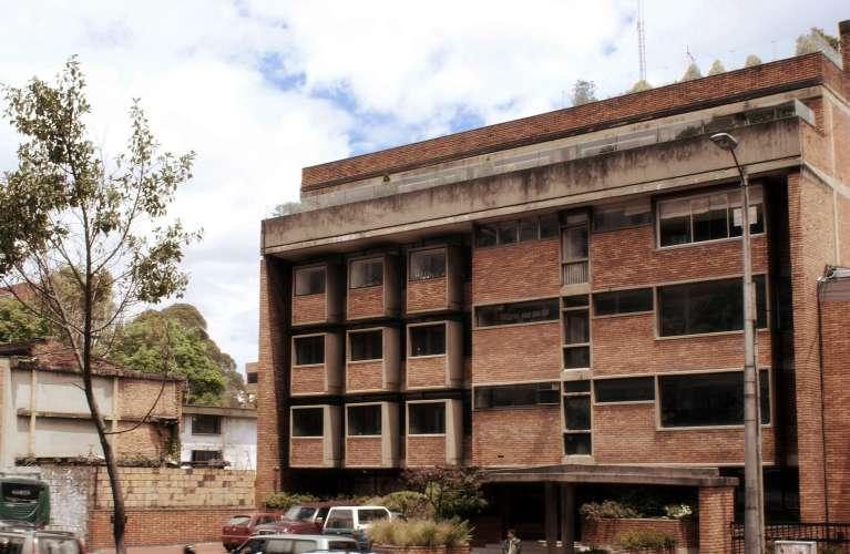 ساختمان آجری