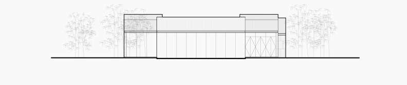 طراحی حیاط خلوت غوطه ور در آب
