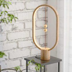 طراحی خلاقانه لامپ رومیزی