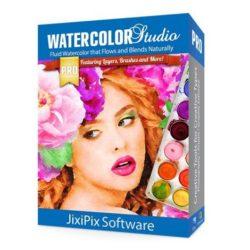 دانلود Watercolor Studio – نرم افزار نقاشی و راندو آبرنگ