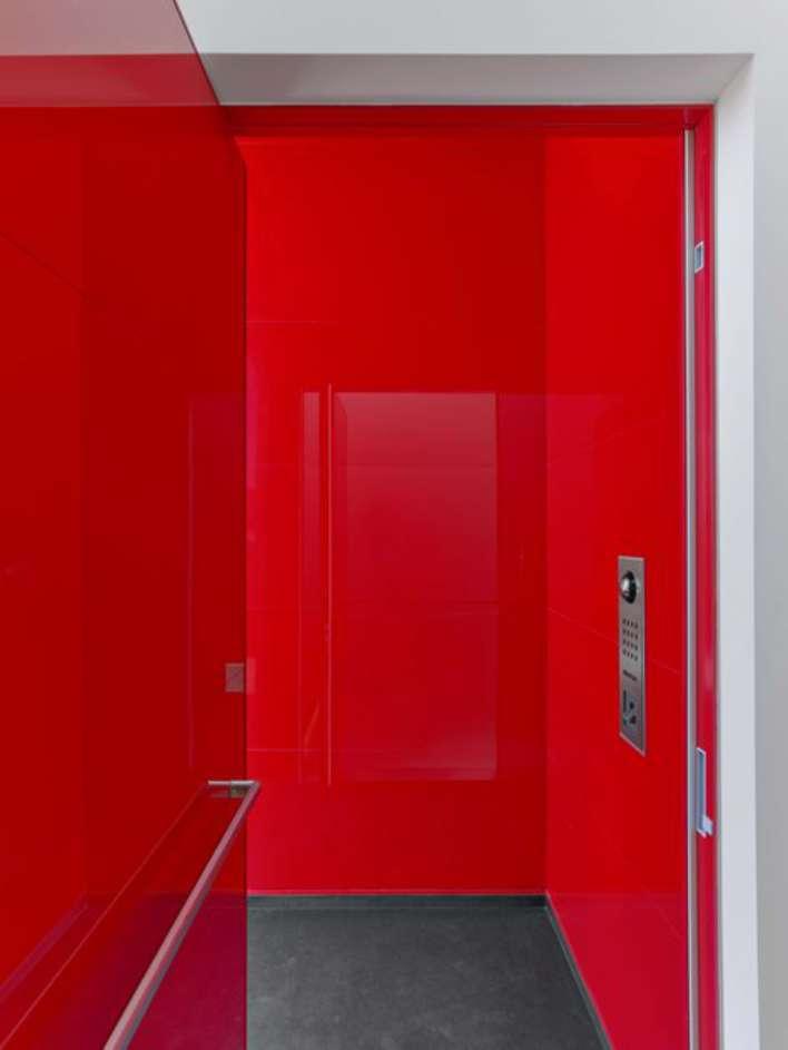 دکوراسیون داخلی خانه با رنگ های شاد