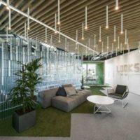 دفتر کار مدرن