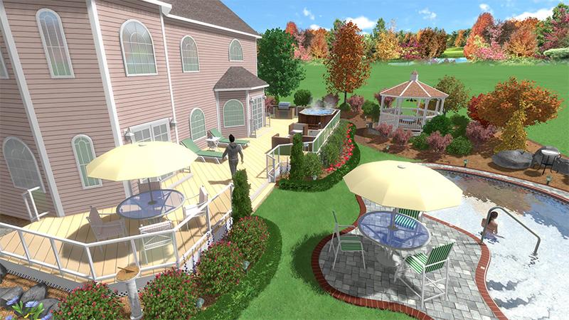 دانلود Realtime Landscaping Architect 2018