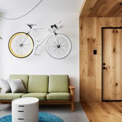 طراحی داخلی و دکوراسیون آپارتمان کوچک