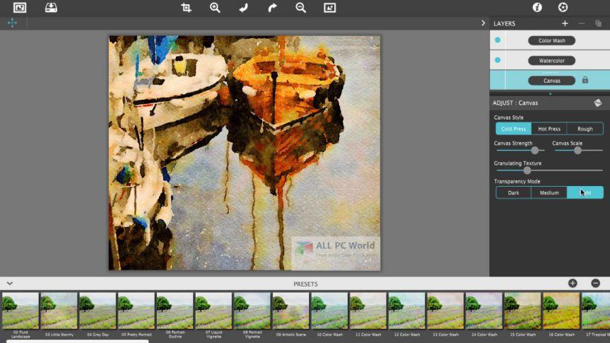 دانلود نرم افزارWatercolor Studio