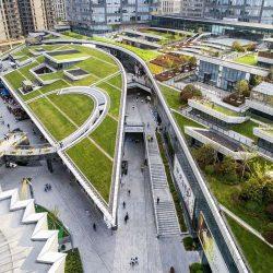 طراحی مجتمع تجاری در چین