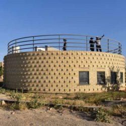 طراحی خانه حلزونی در شیراز