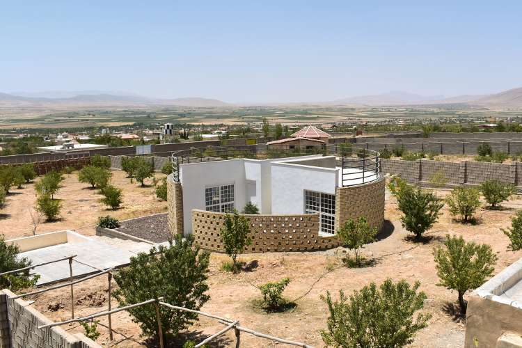 طراحی خانه ایرانی