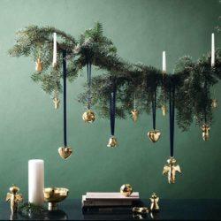 ایده های خلاقانه دکوراسیون کریسمس