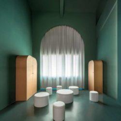 طراحی هتل فانتزی مارپیچ در چین