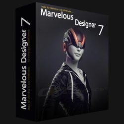 دانلود Marvelous Designer – نرم افزار طراحی لباس و پارچه