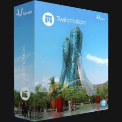 دانلود Twinmotion 2019 – نرم افزار رندرینگ ریل تایم
