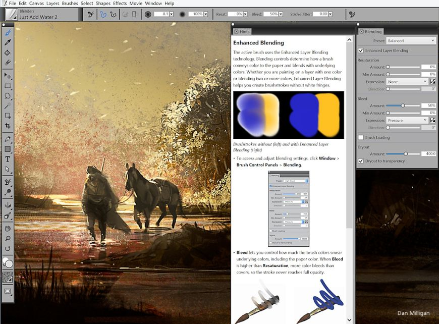 دانلود Corel Painter Essentials