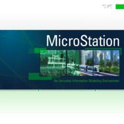 دانلود MicroStation – نرم افزار طراحی سهبعدی و مدلسازی