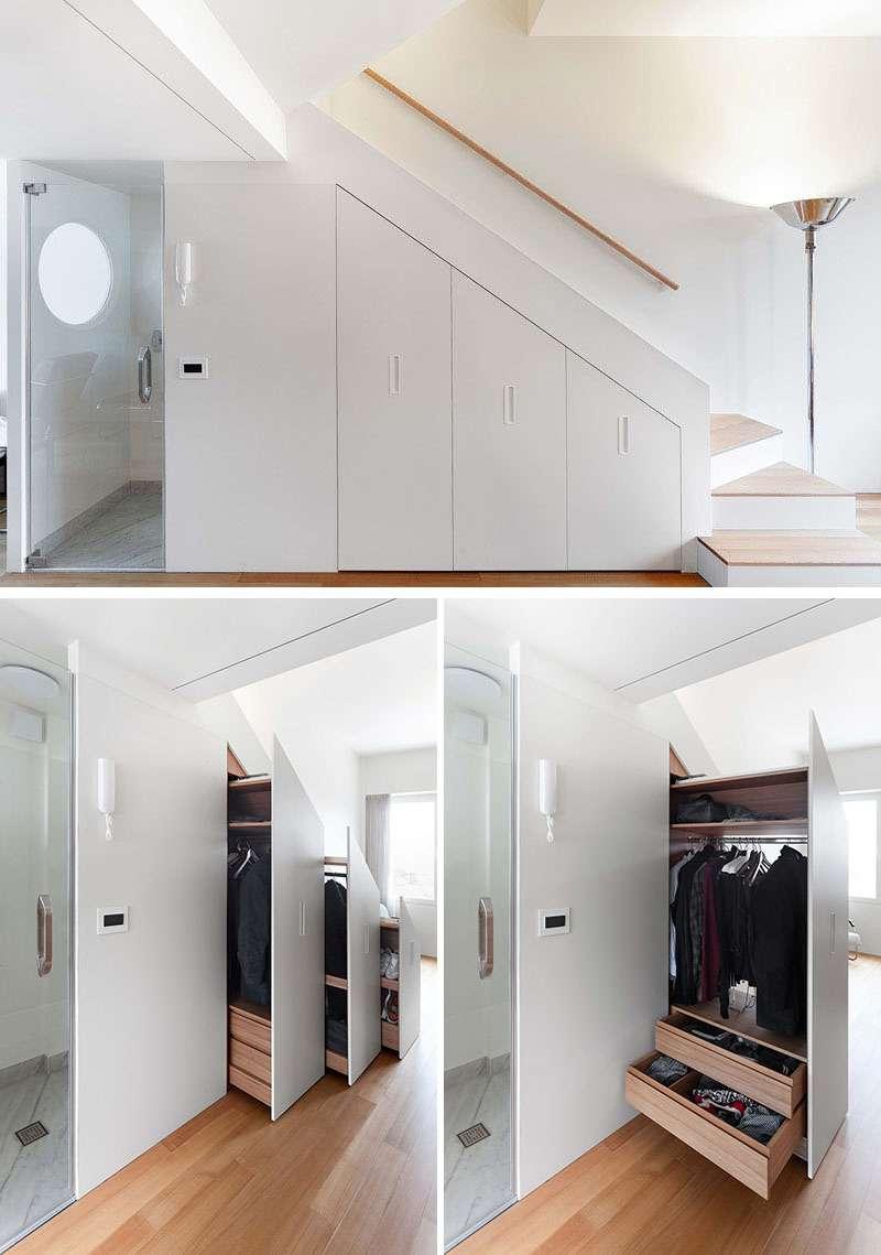 طراحی داخلی آپارتمان کوچک
