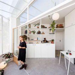 طراحی آپارتمان بسیار کوچک