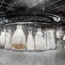 طراحی فروشگاه لباس عروس