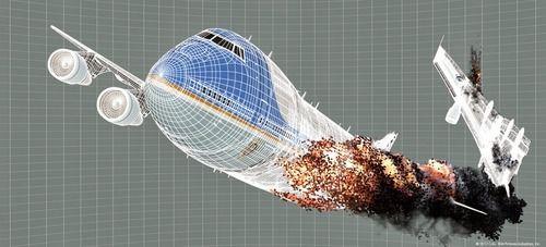 پلاگین شبیه سازی تخریب ذرات در تری دی مکس