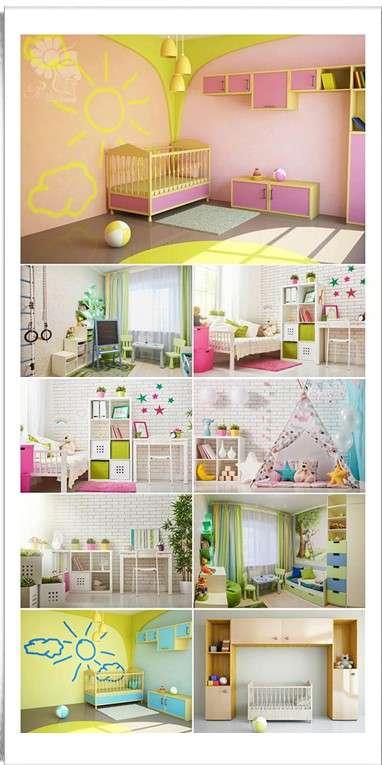 تصاویر استوک طـــراحی داخلی اتاق کودک