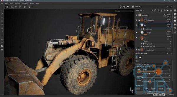 آموزش Substance Painter