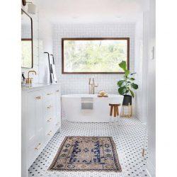 5 ترفند ساده برای به روز کردن و زیباتر کردن فضای حمام و دستشویی