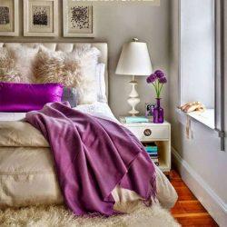 12 ایده ترکیب رنگ دکوراسیون اتاق خواب